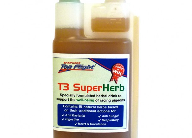 T3 SuperHerb